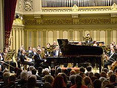 Constantin Sandu em Concerto