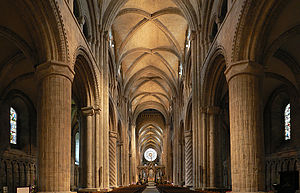 English: Durham Cathedral Català: Catedral de ...