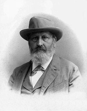 English: Eduard Suess (1831 – 1914), Austrian ...