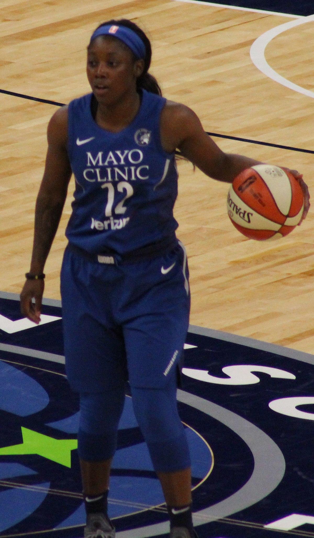Alexis Jones Basketball Wikipedia