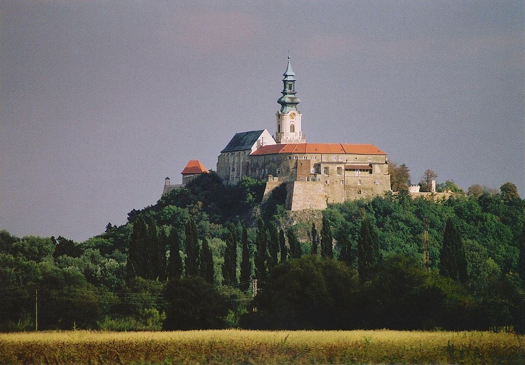 nitra castle, nitra, what to do in nitra, guide in nitra, guided tour nitra, accomodation in nitra, nitriansky hrad