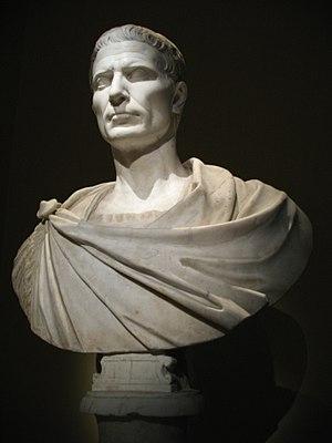 Gaius Julius Caesar, Art History Museum, Vienn...