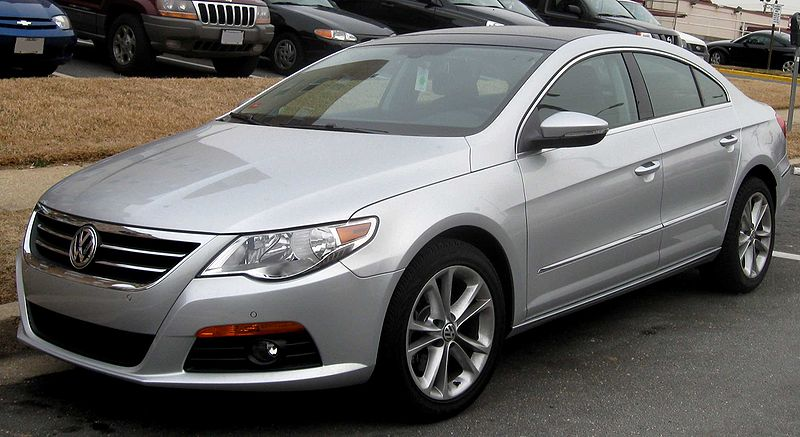 File:2009 Volkswagen CC.jpg
