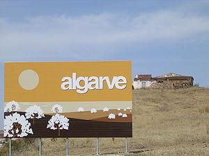 Algarve, in Portugal.