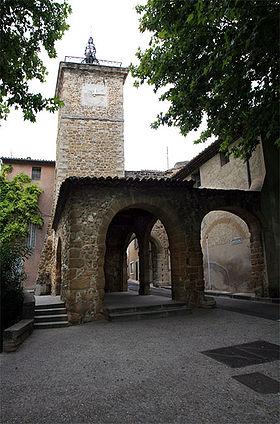 La Porte de France d'Aubignan