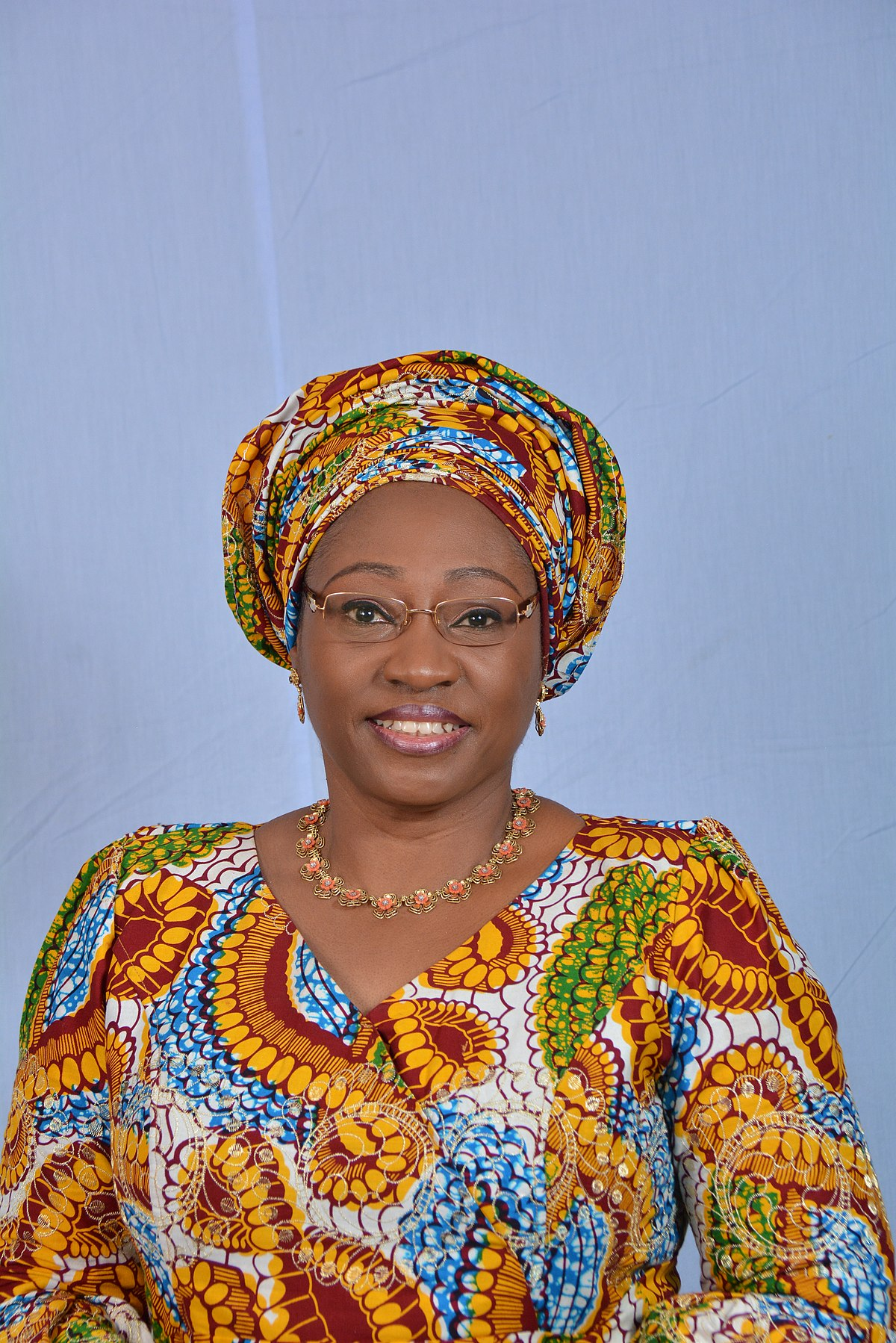 Fayemi's Wife Cautions Against Negative Use Of Social Media