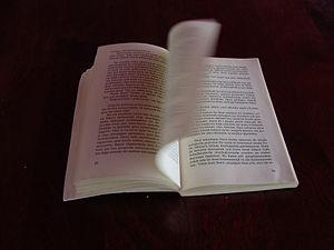 English: Book photographs