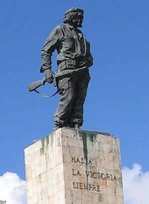 Monumento al Che Guevara en Santa Clara (frag)