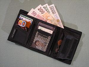 A Czech Wallet