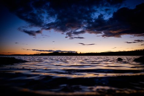 File:Dark sunset over Boundary Waters (Unsplash).jpg