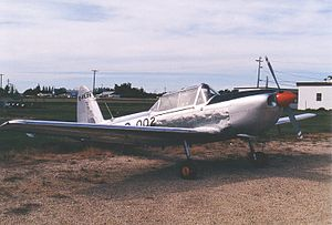 I took this photo of a deHavilland DHC-1A-1 Ch...