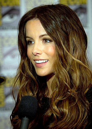 Kate Beckinsale at the Comic-Con 2011.