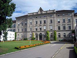 Clinica Burghölzli.