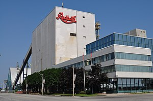 English: Redpath Sugar Refinery