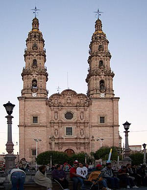 Basílica de San Juan de los Lagos (Jalisco, Mé...
