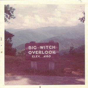 I took photo in 1975 in the Great Smoky Mounta...