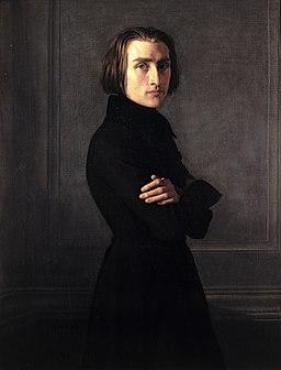Liszt (Lehmann portrait)
