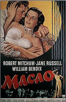 Image result for macao movie 1952