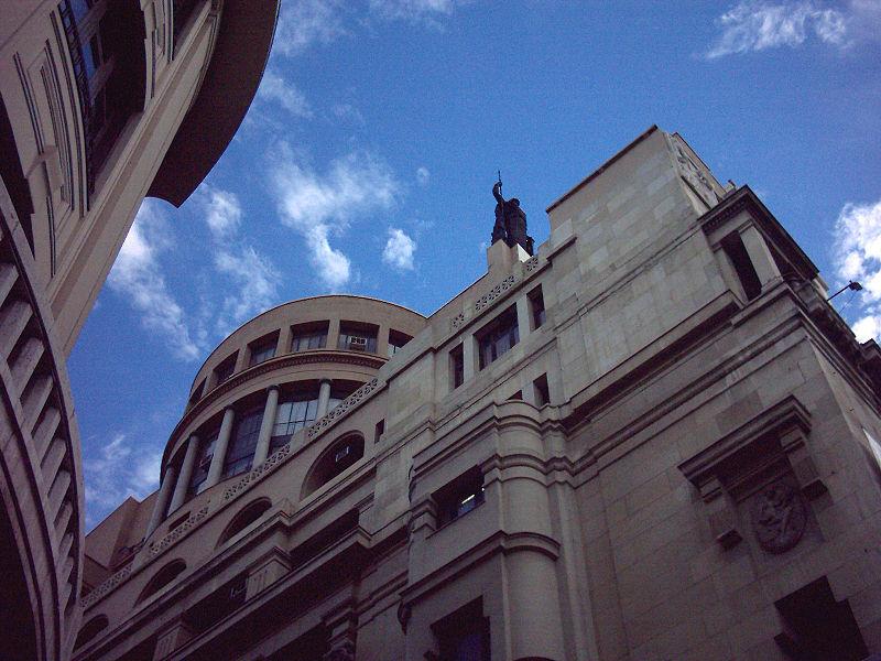 Palacio De Comunicaciones Curiosos Incompletos
