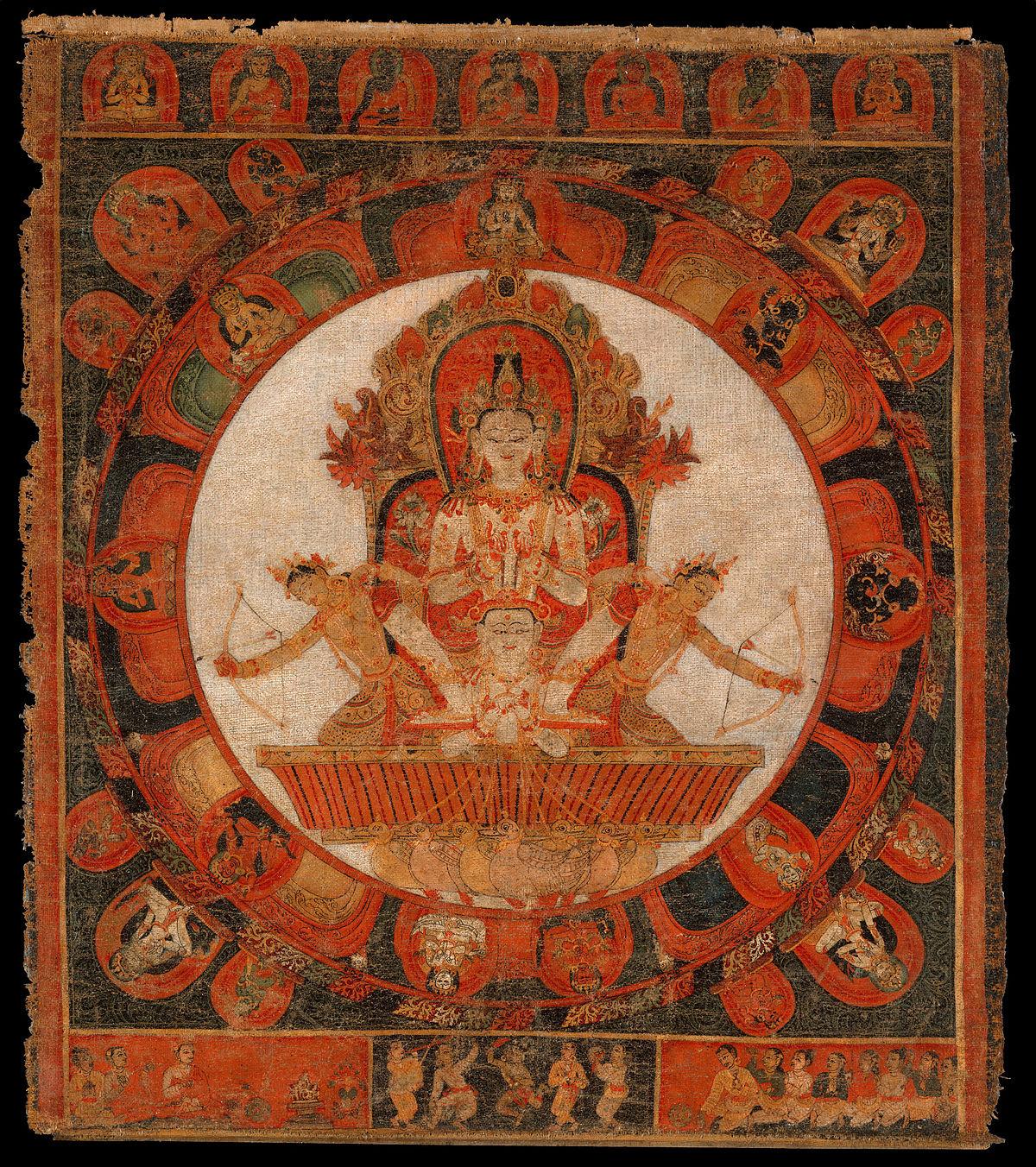 Nepalese Painting Wikipedia