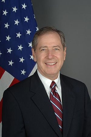 English: Mark Henry Gitenstein, U.S. diplomat....