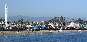 Santa Cruz, California - Boardwalk