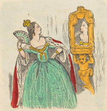Snow White Mirror 1