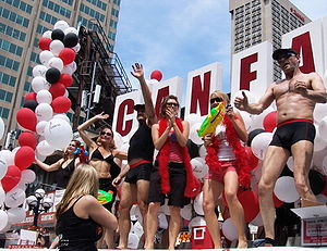 Toronto Gay Pride Parade 2006. Gay Pride Parad...