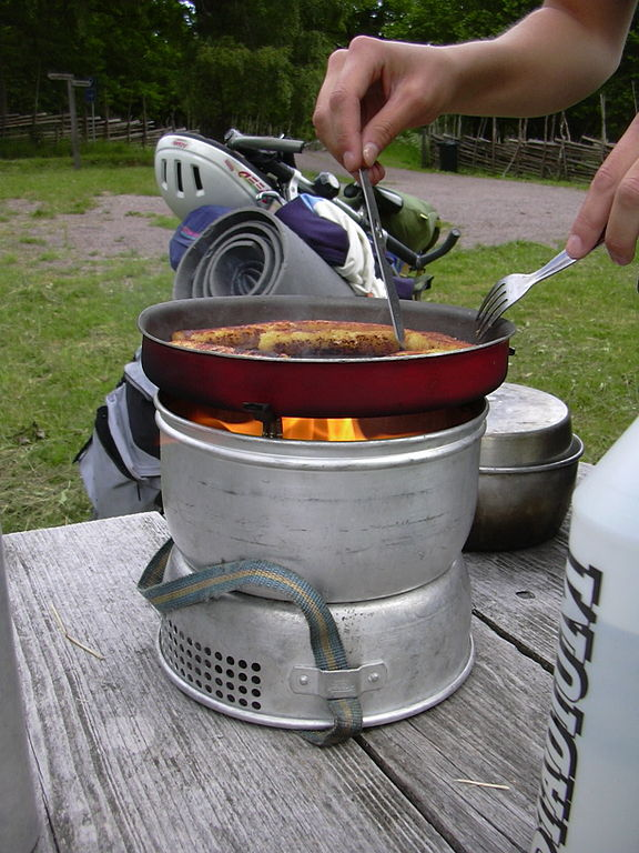 Trangia full sized cooking