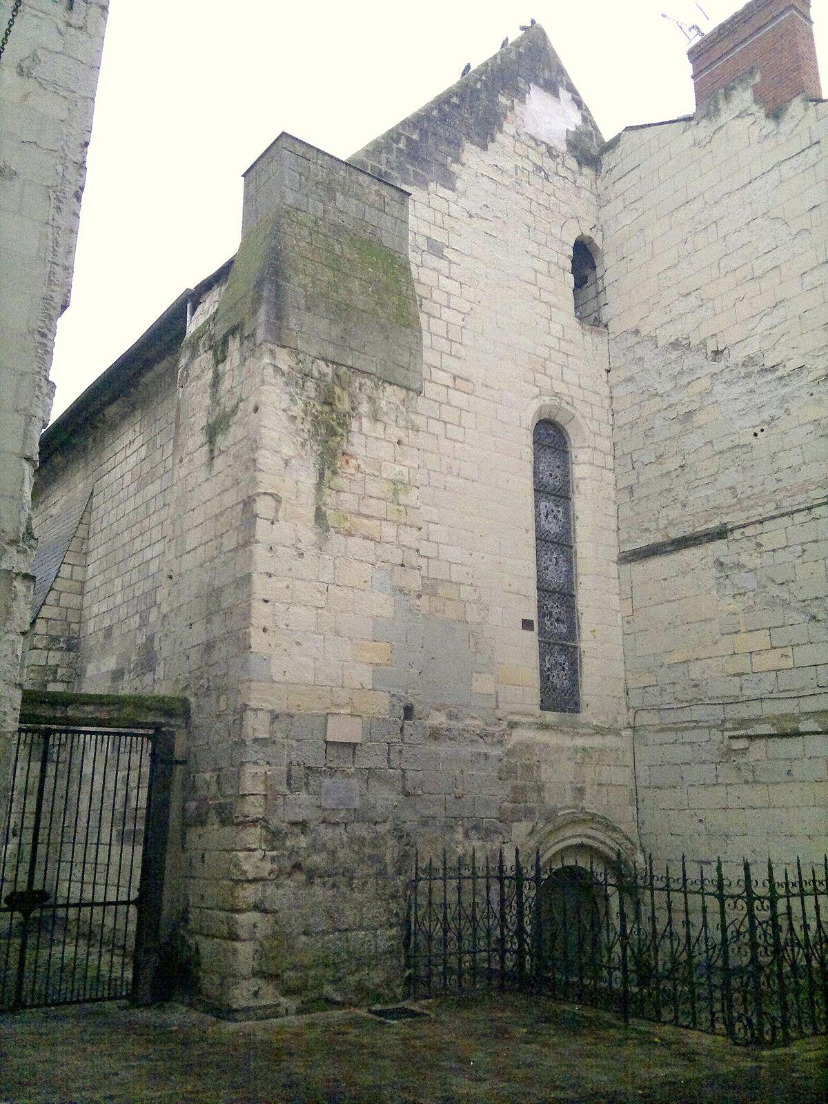Chapelle Saint Jean De Saumur Wikipdia