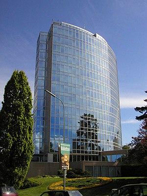 World Intellectual Property Organization HQ in...