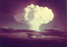 Image result for Ivy Mike, the first thermonuclear device,