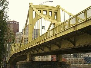 Seventh Street Bridge (aka Andy Warhol Bridge)...