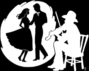 ballroom dance entertain gentle icon symbol
