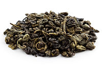Chinese Gunpowder Green Tea