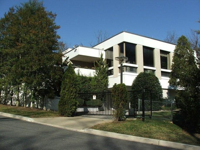 Hungarian embassy Washington 3018