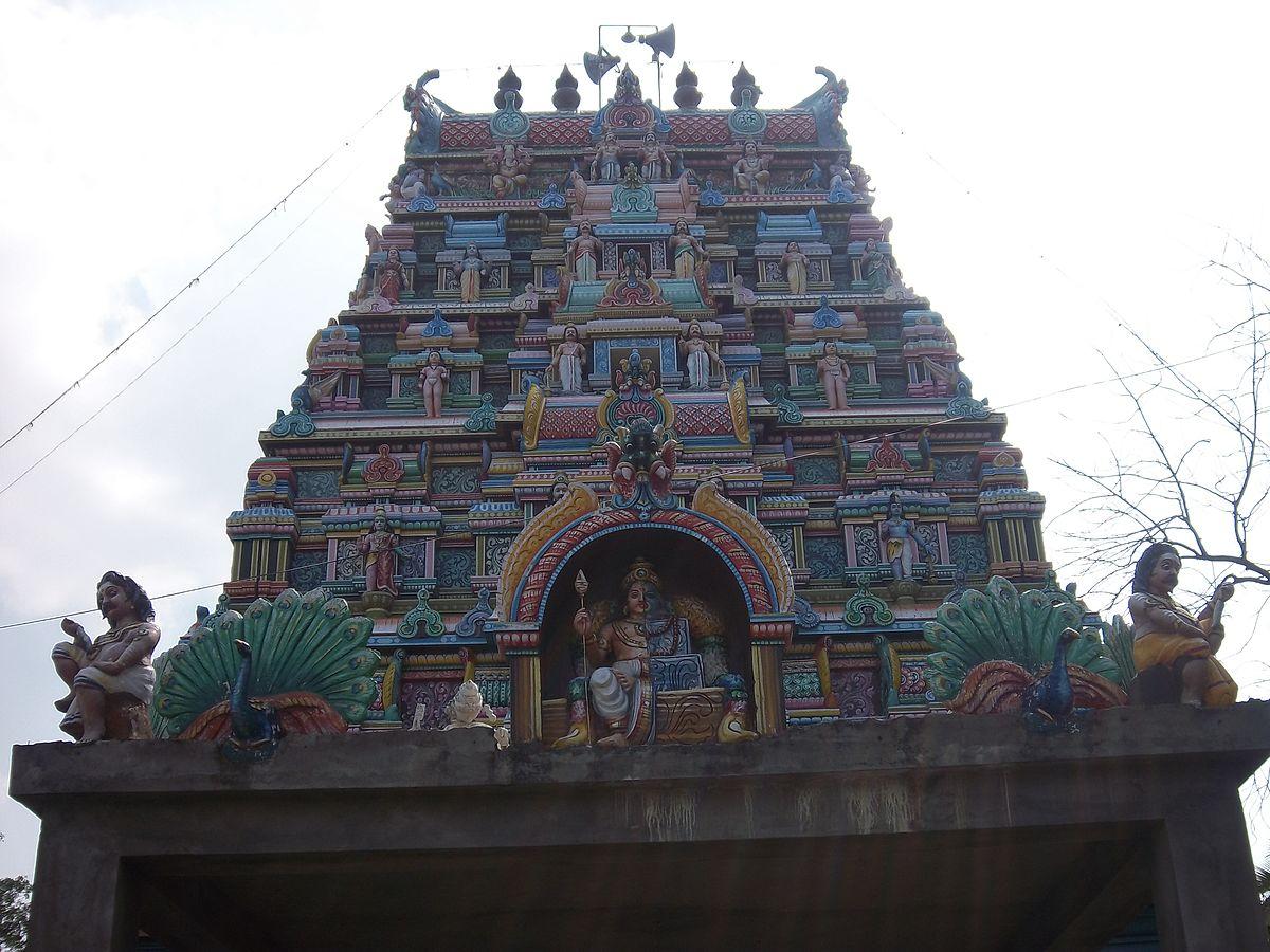 Kolanjiappar Temple Wikipedia