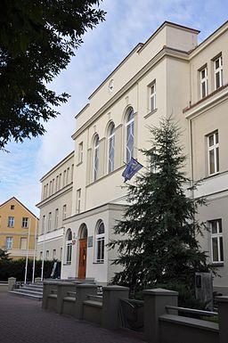 Ostrow Wielkopolski ul Gimnazjalna 9-Gimnazjum Meskie 1845-1925-700 A05