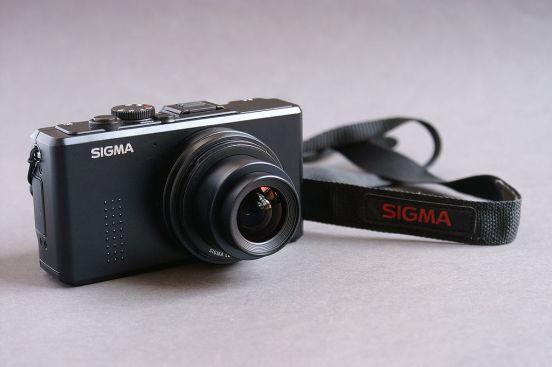 compact camera example