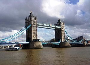 English: The Tower Bridge, London