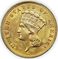 1878 three-dollar piece obverse.jpg