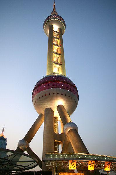 Ficheiro:20090427 5361 Shanghai Oriental Pearl Tower.jpg