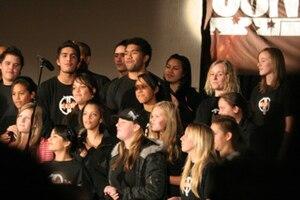 360 Choir in the 360 church