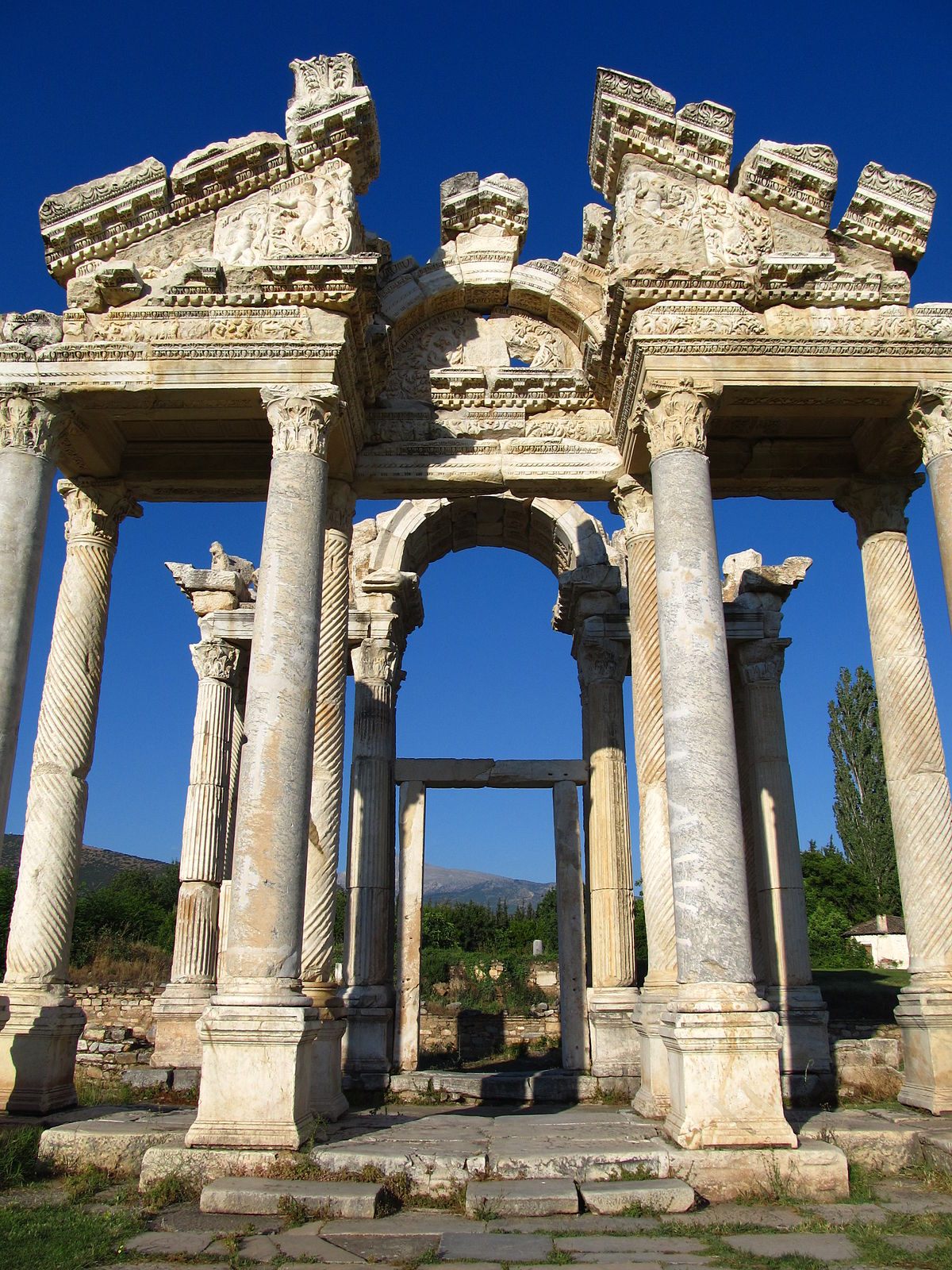 Aphrodisias Travel Guide At Wikivoyage