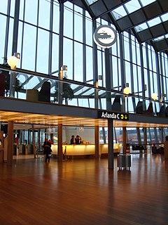 Arlanda Central