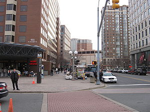 This is a photograph I took in Ballston in Arl...