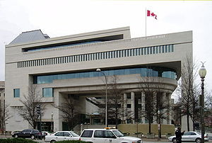 Canadian Embassy in DC