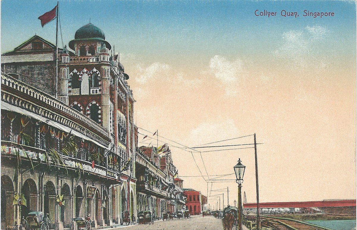 Collyer Quay Wikipedia