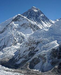 جبل إفرست ويكيبيديا