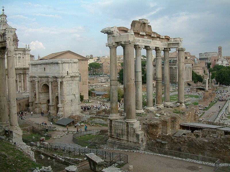 Forum Romanium